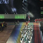 Colourful ceremony opens Commonwealth games in Glasgow http://t.co/edXw2TjHZ8 http://t.co/7nK91iPv4Q