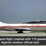 Missing Air Algerie plane from Burkina Faso has crashed:official | http://t.co/XtzFSkJPSj http://t.co/REIZ7xNbwM