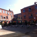 Beautiful day at The Round Foundry #Leeds #nofilter http://t.co/JKDecOEci2