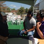 RT @ericnordoKFAN: Norv Turner on the #92Noon NOW! http://t.co/nWLJGUy82X #Vikings #FANkato http://t.co/pCw5HIuwcr