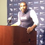 #Titans LB Wesley Woodyard talks with reporters on Friday http://t.co/dlKXQgem9S