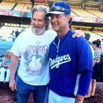 RT @Dodgers: The Dude and Donnie Baseball http://t.co/AWWgb7KAHW