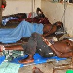 RT @ogundamisi: PHOTO-SPEAK! Bomb-Blast Victims being treated at an EMERGENCY WARD in a Nigerian hospital Kaduna. #BokoHaram http://t.co/Cu24Pwe75d