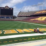 RT @BoydHuppert: A tour of the new Vikings-ready TCF Bank Stadium on KARE @ 6. Kickoff less than 2 weeks away! http://t.co/tc7tFsXlIF