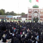 "So sad ""@abusidiqu: Nigerian Troops Open Fire on Shiite Muslim Protesters in Zaria, 5 ... - http://t.co/DDykM9zHpj http://t.co/O8L4Oyx9xP"""