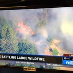 RT @PatrickWalker: Earlier: #Sky10 over homes that are on fire. So sad. #sandfire #news10 http://t.co/0V3EgND1oT