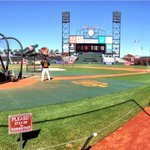 RT @SFGiants: It's going to be a perfect night for baseball #SFGiants http://t.co/KcrZ2Omzvb