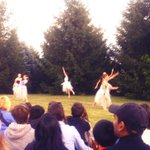 Fairies are in the parks in @Ptbo_Canada for #duskdancesptbo # 3. Very cool http://t.co/NKLOaglcHn