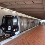 But its just the test train of new railcars. #SilverLine yet to come. http://t.co/HysnPYgXA0