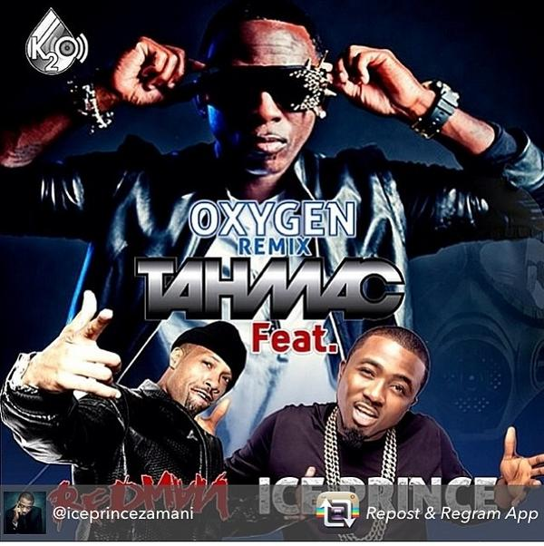 "@DONBOOKEYSKiNNY hear this ""Oxygen"" African rmx ft @therealredman & the bro @Iceprincezamani https://t.co/MkhZVNJK13 http://t.co/qCWWQllI7T"