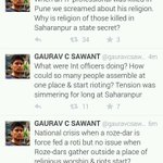 Dear @narendramodi Media Terrorist attacking honest Journalist.please help. #IStandWithGauravSawant http://t.co/8DPeX0IxWx