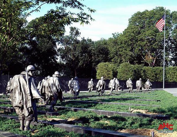 #OnThisDay 1995, the #KoreanWar Veterans Memorial was dedicated in Washington, D.C. @LibraryCongress http://t.co/QKfMKkpKAQ
