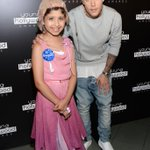 RT @Variety: Justin Bieber grants young girls wish, takes her as his date to awards show http://t.co/QD2NlUFslF #YHA http://t.co/bswEpWi1aW
