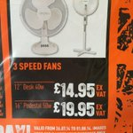 #midlandshour Getting hot and sticky and need a fan to keep you cool come and see us at Gulson Road, Coventry - http://t.co/XP3A8ATPr3