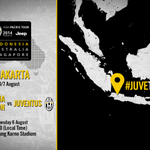 RT @juventusfcid: Less than a week until we arrive in Indonesia! Ready to give the Bianconeri a warm welcome, @juventusfcid fans? http://t.co/laNMhlegmo