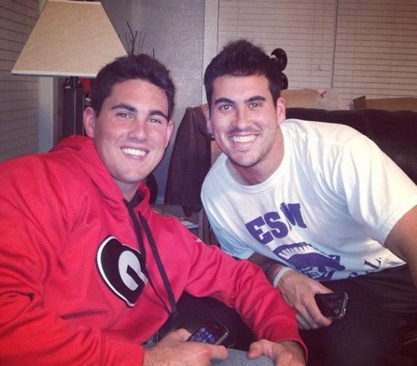 Winner! Congrats to @aaronmurray11's brother Josh on winning the @BacheloretteABC.