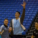 RT @nzherald: Kiwi NBA star Steven Adams is helping the All Blacks mentor top young New Zealand athletes: http://t.co/1As08VmVQx http://t.co/eGJklXx4lr