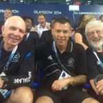 RT @ConnorGillies: Prince Harry photobombs Team New Zealand at #Tollcross last night #Glasgow2014 #TheRoyals http://t.co/K5yFsYPGme
