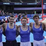 Whos coming to cheer on our @Team_Scotland men in session 1 this morning? #bringiton #2014gymnastics http://t.co/Lcuz3jQMWr