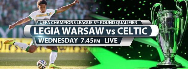 BtvZ3ePIIAEounq Legia Warsaw v Celtic: Predicted line ups for the Champions League qualifier