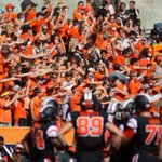 First Down! Whats your favorite gameday tradition at Oregon State? #TraditionTuesday. #gobeavs http://t.co/ACcj9MGDed
