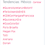 #CD9conMargaraFrancisca #CD9conMargaraFrancisca #CD9conMargaraFrancisca @somosCD9 Tendencia!! http://t.co/p7RSnxIgVg