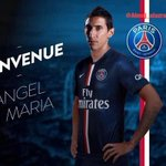 BREAKING: Angel Di Maria set to move to PSG before Monday [@Almoj_alazra8] http://t.co/x0EOPiX3Me