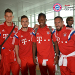 RT @FCBayern: Auf zur #AudiFCBTour in die USA! Nächster Halt: New York City! #packmas http://t.co/if7dRamzTv