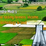 RT @TrustModi: PM Narendra Modi's mantra for raising farmers' income: Take lab technology to land http://t.co/yD30yIhHKe http://t.co/IxiGz0QBat #Modi
