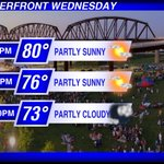 RT @ChristieDutton: Who is going to @WFPK #WaterfrontWednesday to see @steelismmusic, @thedeloreans, @bensollee? Perfect weather tonight! http://t.co/dNXEnnliKA