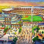 Scoop from last night: #Braves to name developers for mixed-use project, w/ @katieleslienews http://t.co/ZHinT4sWnO http://t.co/c5t87ecrl8