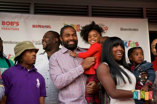 Chantel Mayo (@MrsMayo51): With all of the proceeds going to @The_BMC there are always plenty of smiles at the #MayoBowl! @BMC @KingsDedham http://t.co/0UVNcjnkPL
