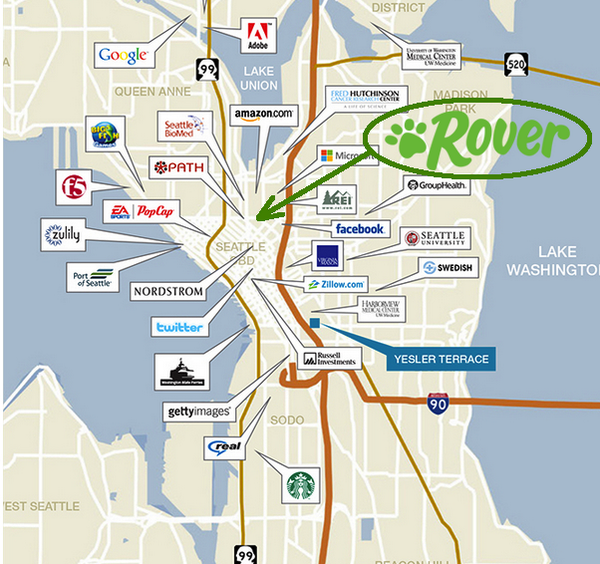 Hey, @geekwire, you forgot an important tech giant on your Yesler Terrace map!! /cc:@RoverDotCom http://t.co/vxPjKOk2t9