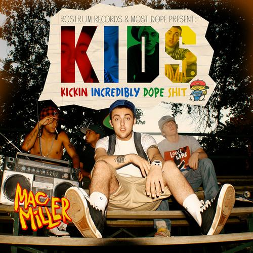 """On THIS day back in 2010, @MacMiller released """"K.I.D.S."""" exclusively with DatPiff.   Download: http://t.co/Q7fUsxhFVk http://t.co/6HLb76XkKF"""