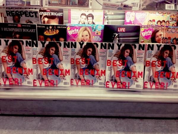 This is what good friends do, right @ninadobrev? #nylon http://t.co/XjjMLE01Wj