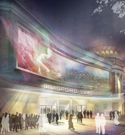 NEWS: @Bradford_Live have won the bid to redevelop the #Bradford Odeon. This is what it could look like... http://t.co/ZTTQlsQvZ6