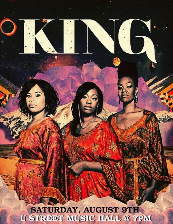 Where are all of my @weareKING listeners? We are giving away tickets to a lucky follower! http://t.co/sBGJgH0SoA