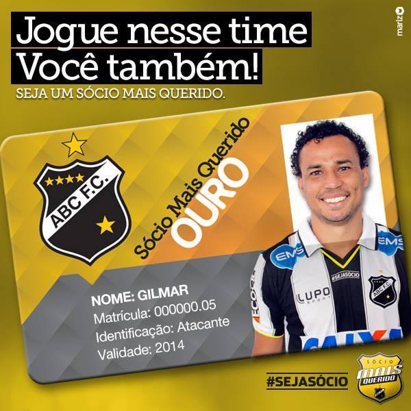 Sócio Mais Querido Ouro tem lugar garantido no importante jogo de sábado! #SejaSócio http://t.co/O5mLuPDb0g
