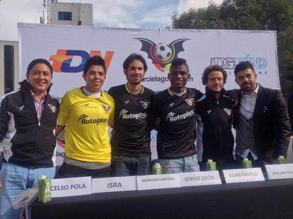 #MERCADO - fue presentado el #colombiano William Palacios (ex Once Caldas) en @murcielagosfc de #3raDIV en #MEX http://t.co/E68EjBas83