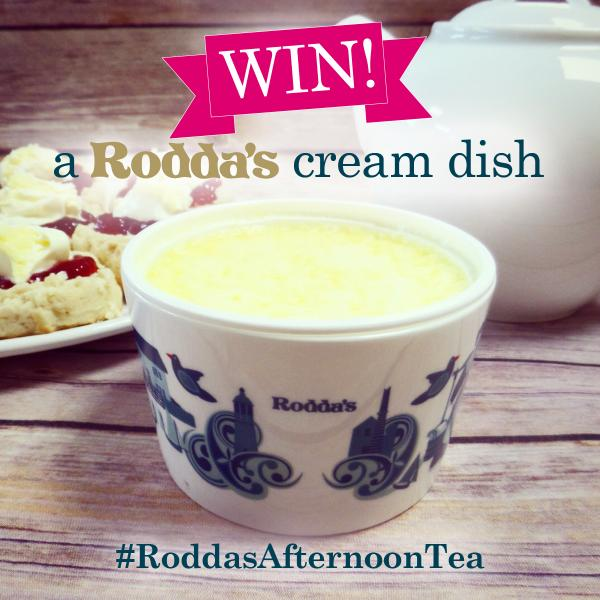 """Follow @Roddas_Cream & RT to #WIN - """"I love to share #RoddasAfternoonTea with friends"""" T&Cs: http://t.co/bakFS0MGA0 http://t.co/0xtpDQBUAQ"""