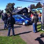 RT @jrtejedaroa: Cochranne con Amtahuer, choque entre camioneta y auto. http://t.co/Ipcs08UVhI