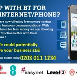 Fed up with BT for your internet or phones? read here >>> http://t.co/po78VCqPZY @SpeedsterIT #VoIP #London http://t.co/AHJWWtnobe