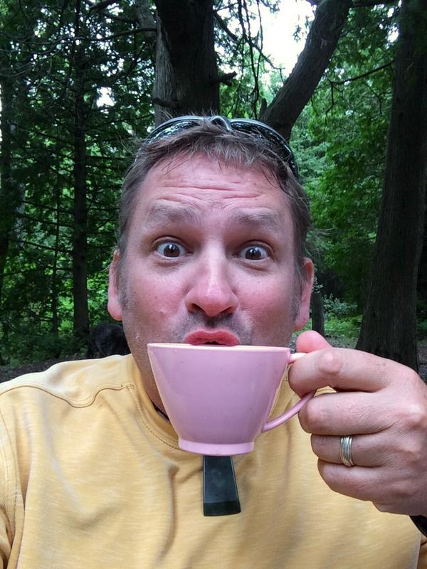 Have you ever tried Cedar Tea? Check out Dave's reaction. #DiscoverON @CircleTrail http://t.co/kgDbzsPeJC
