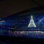 "RT @nanjing2014yog: The lDream Tower"" symbolises China's pursuit of the Olympic dream. #nanjing2014 #openingceremony @youtholympics http://t.co/i6VTe73Biz"