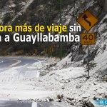 Ir de Guayllabamba a #Quito demoraría una hora más » http://t.co/QTs7Uy8mRH http://t.co/SSjdpOwzAE