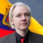 RT @teleSURtv: #ECUADOR | Presidente @MashiRafael ratifica decisión de asilo a Julian Assange >>>http://t.co/ILZT4THt52 @wikileaks http://t.co/EKjMyhwRlC