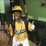 What a night. Been an incredible ride covering this Jackie Robinson West team. Cant wait to see how far they go. http://t.co/t1ilkR3P8g