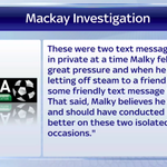 RT @SkySportsNewsHQ: The Malky Mackay story is dominating Good Morning Sports Fans. The LMA have released a statement on the issue: 3/3 http://t.co/bf2z9MxqUR