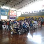 Inicia Asamblea Ciudadana en San Miguel de Bolívar con la presencia del Secretario Técnico de Discapacidades. http://t.co/e5SDfLVGzE