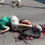 В Луганске снова от мины погибли дети.Радуйтесь украинцы!Ещё пару террористов убили... http://t.co/oVpEijEkm2